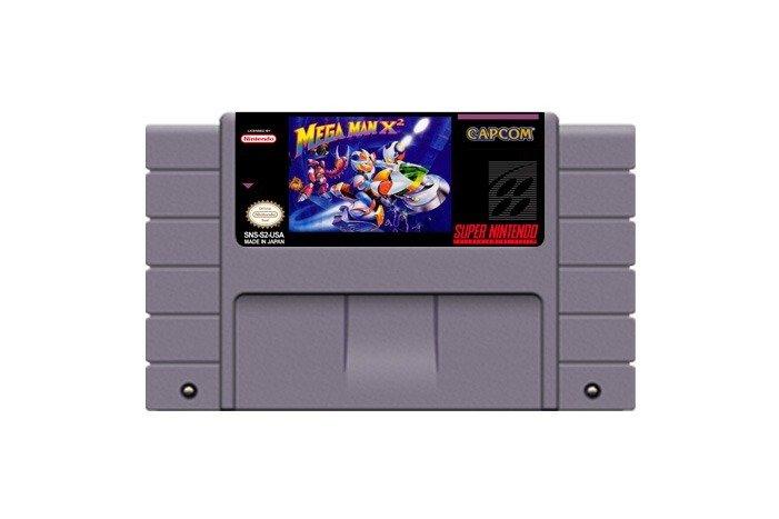 Imagem principal de Mega Man X2 Para Super Nintendo