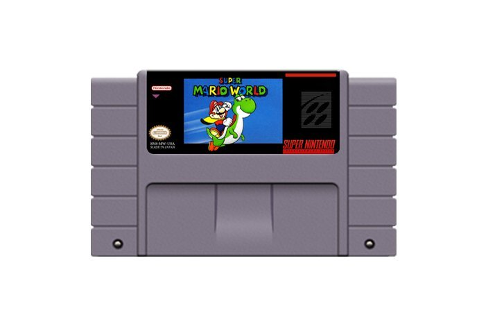 Imagem principal de Cartucho Super Mario World - Versão Americana